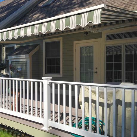 Nushade Retractable Patio Awning Retractable Patio