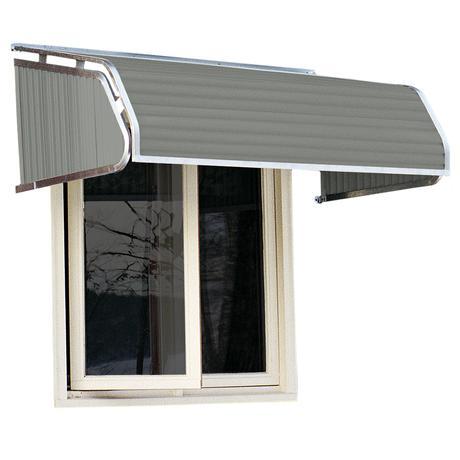 Nuimage Series 4500 Aluminum Window Awning Aluminum
