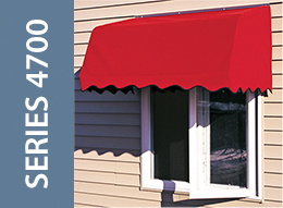 NuImage Awnings Series 4700