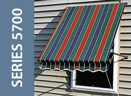 NuImage Awnings Series 5700
