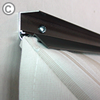 NuImage Awnings Fabric Awning Mounting Bar