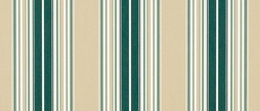 Sunbrella® Forest Green Beige Natural Fancy 4932