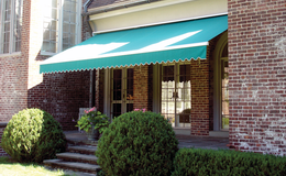 Benefits of motorizing your NuShade awning