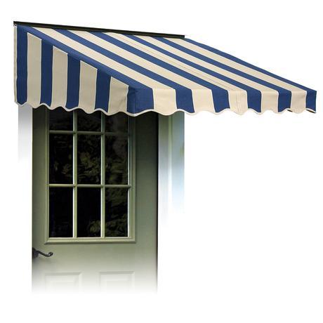 series fabric door canopy