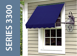 NuImage Awnings Series 3300