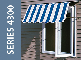 NuImage Awnings Series 4300