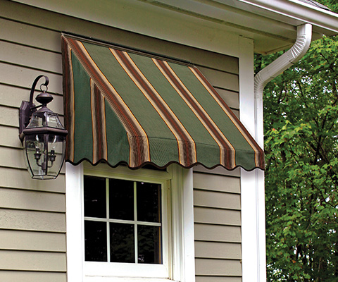 NuImage Window Awnings