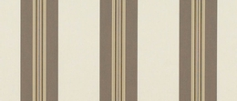 Sunbrella® Taupe Tailored Bar Stripe  4945